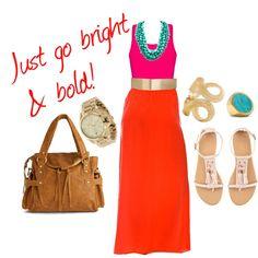 Tangerine Tango + Brights