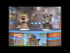 (Talking News)Talking Tom-Get Out Now!(Sparta Madhouse Mix SFP Edition) - YouTube