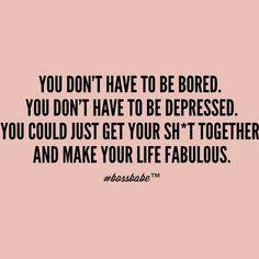 Make your life fabulous