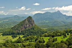When I was young my Grandparents had a farm at the bottom of Mount Warning - Tweed Valley  New South Wales #Australia