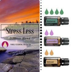 A great diffuser blend to help reduce stress and calm the body! https://m.facebook.com/purelyessentialoilsforlife/