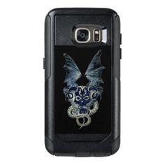 bat skull OtterBox samsung galaxy s7 case  $58.15  by FenrirBerserker  - custom gift idea