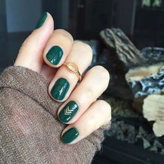Fall Nails Art (42)
