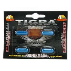 MyTigra.com    Male Herbal Aphrodisiac 4 Pills>