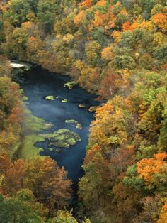 Ha Ha Tonka state park in Missouri. it is such a lovely place.