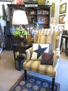 Beautiful Custom Upholstered Furniture And Fabrics Available A The Red Brick  Cottage In Radcliff, KY