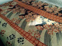 Throw kantha vintage bedsprei by www.facebook.com/studiobabsmaastricht