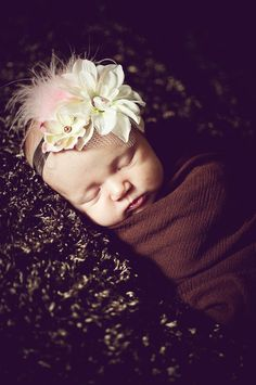Just received a huge shipment of Dew Drops!! So adorable for newborn pictures!!! :)