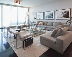 Living Room Elegant Contemporary Furniture Design, Pictures, Remodel, Decor and Ideas - page 2