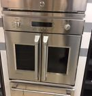 """♥※ GE Monogram Stainless Steel 30"""" French-Door Convection Wall Oven ZET1F... http://ebay.to/2oAWvFx"""