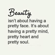 The real meaning of beauty