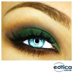 0bc1e625acd01 12 best Lentes images on Pinterest   Beauty makeup, Contact lens and ...