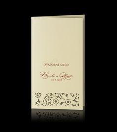 Svadobné oznámenie D 0703 - Najnovšie svadobné oznámenia | Pamas