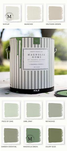 Joanna gaines chalk style paint line home home paint - Joanna gaines interior paint colors ...