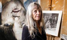 Emily Mackay meets the Crass member and visual provocateur http://www.theguardian.com/culture/2014/jul/19/gee-vaucher-crass-penny-rimbaud