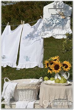 Laundry on the line~DIVINE
