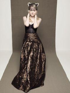 Dakota Fanning InStyle UK Magazine - Photo
