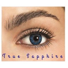 Freshlook Colorblends Contact Lenses •True Sapphire • New Sterile Sealed • Non-Prescription • Beautiful • Natural Looking Enhancement • Made In USA • UV Absorbing • DIA 14.5 • Power -0.00 • EXP 12/19 ••Colorblends Are 2 Week Wear Lenses NOT 1 Year•• They Have A Shelf Life Of 1 Year After Opened • Can Be Worn Up To 1 Month Without Daily Wear • Lens Case Included • Instructions Included • No Trades • Price Firm • Thanks! FreshLook Makeup