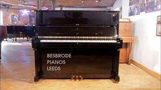 Mood Indigo by Duke Ellington on a Steinway model V upright piano at Besbrode Pianos