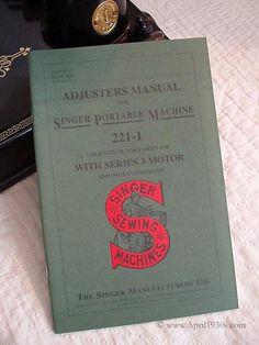 Adjuster's Manual (New)