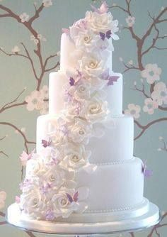 Photo: How do you select a wedding cake?  Here are our top tips 1)  Taste:  Ensure that you like the taste of the cake.  It is yours you should enjoy it. 2)  Size:  The number of guests you are having determines the size.  If your wedding is hosting 50-100 guests usually a 3tier cake will do.  200+ and you may have to get at least a 5 tier cake. 3)  Price:  Be honest with your baker about your budget and stay within it.  Costs for a wedding rise exponentially.  Most cakes can range anywhere…