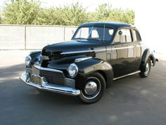 1942 Studebaker Double Dater Coupe