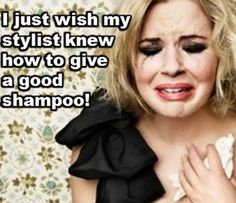10 ways to improve your shampoo's...  Read this before your next client!: