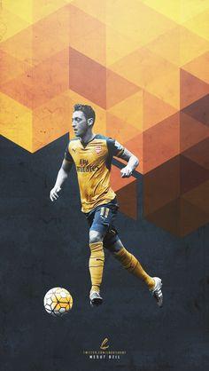 Mesut Ozil | @TheArsenal #AFC by @Lagvilava7