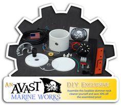 Avast Marine DIY Swabbie Kit