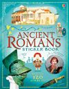 """""""Ancient Romans sticker book"""" at Usborne Children's Books Roman Pictures, Viking Pictures, Guy Pictures, Robins, Ancient Artefacts, Rome Antique, Book Wall, Best Children Books, Travel Toys"""