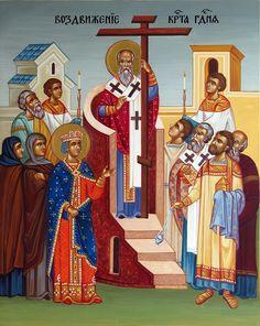 Elevation / Exaltation of the Cross - Mario Milev