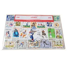 At My London Souvenirs, we are also your source for interesting collectable stamps, from the UK or other countries of the world. We offer wide range of themes, like this Worldwide Sport Set of 100 Collectable Stamps. #sportstamps #collectablestamps #worldstamps #worldwidestamps #stampcollection #stampsforcollectors #mylondonsouvenirs
