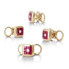 The Gentleman's Sale -Apr 17-18, 2012 -Lot 70 -A SET OF DIAMOND ...
