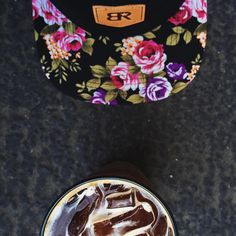Black Rock Coffee Bar coffee & snapbacks