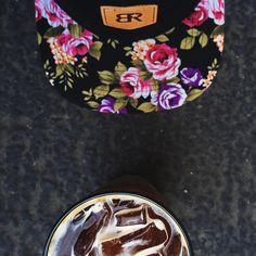 Black Rock Coffee Bar coffee & snapbacks