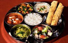 Goa comfort food.