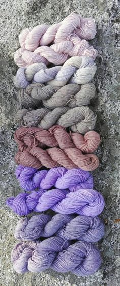 Maikin kontti Dyes, Merino Wool Blanket, Yarns, Natural, Colors, Tricot, Calla Lily, Art Yarn, Nature