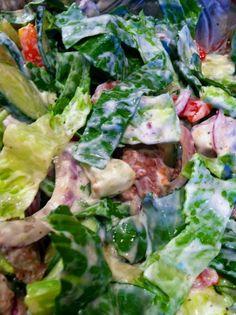 Meadows Mealtime: Gyro Salad