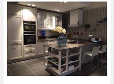 End and under island storage Eclectic Kitchen, Countertops, Kitchen Island, Flooring, Storage, Bristol, Baths, Cabinets, Kitchens