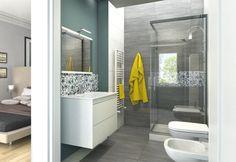 Fantastiche immagini su bagno in camera piastrelle bagno e