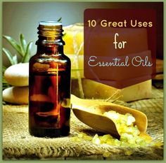 10 Things You Can Do With Essential Oils The true powers that lie within those tiny little bottles is a mystery to most. If you're finding it a challenge to get started with essential oils, I want to show you how wonderful and versatile these powerful plant extracts are. You can use a little bottle of essential oil in a variety of ways.