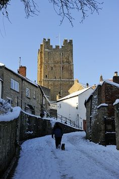 Richmond Castle - Attractions - richmond - Welcome To Yorkshire