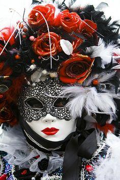 Venice_1587 #masks #venetianmasks #masquerade http://www.pinterest.com/TheHitman14/art-venetian-masks-%2B/