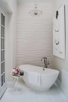 Wow bathroom wall