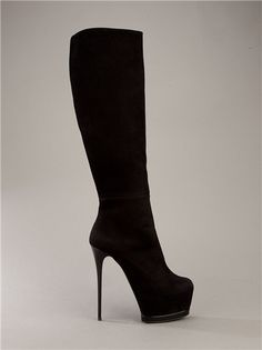GIANMARCO LORENZI STILETTO BOOT