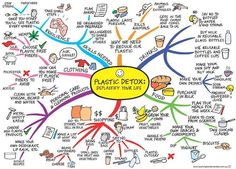 Great mindmap for getting your head around a ‪‎plastic-free‬ lifestyle Boutique Bio, Find Your Strengths, Plastic Free July, Buy Milk, No Waste, Plastic Pollution, Plastic Waste, Plastic Bags, Reuse Recycle