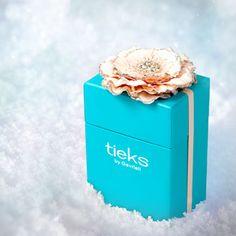 Snowy Tieks
