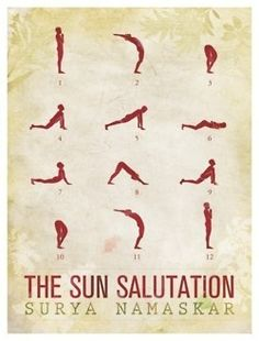 Sun Salutation.....Benefits Of Yoga – A Complete Guide