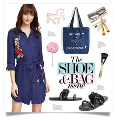 """""""So Girlish"""" by mahafromkailash ❤ liked on Polyvore featuring Capelli New York"""