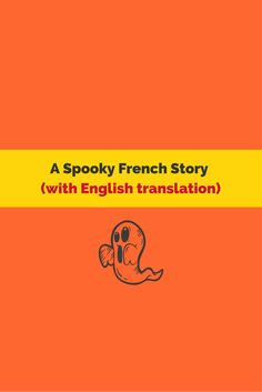 anyone up for a spooky french english short story heres something from edgar allan - Halloween Short Stories Middle School